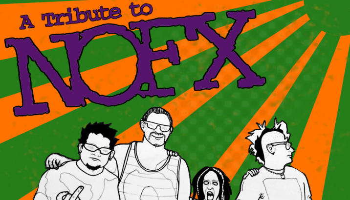 "Nuovo tributo ai NOFX: ""40 or 41 Bands That Weren't Good Enough To Go On The Other Compilations"""