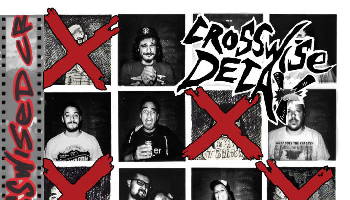 Nuovo video per i CROSSWISE DECAY