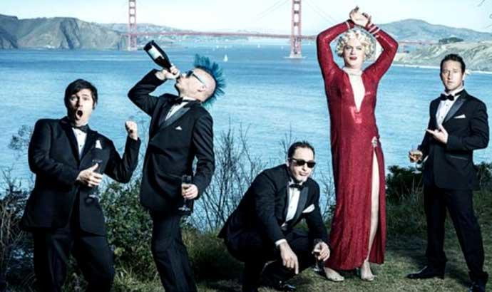 ME FIRST AND THE GIMME GIMMES a maggio in Italia