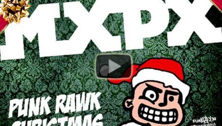 MxPx: Punk Rawk Christmas – Calendario avvento Natale punk #18