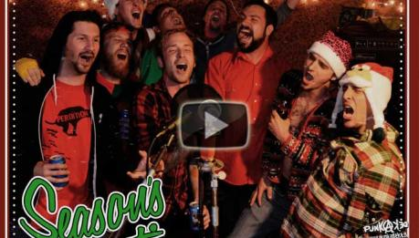 LOWBROW: Indecisive Christmas Medley – Calendario avvento Natale punk #23