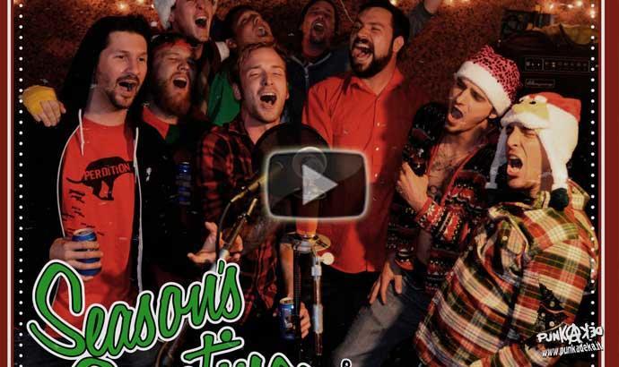 LOWBROW: Indecisive Christmas Medley – Calendario avvento Natale punk #23