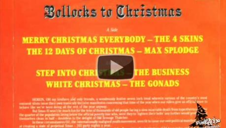 THE BUSINESS: Step Into Christmas – Calendario avvento Natale punk #4
