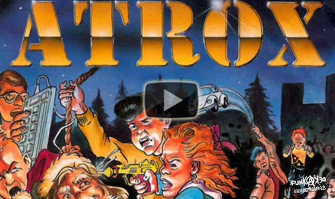 ATROX: Sporco Natal – Calendario avvento Natale punk #7