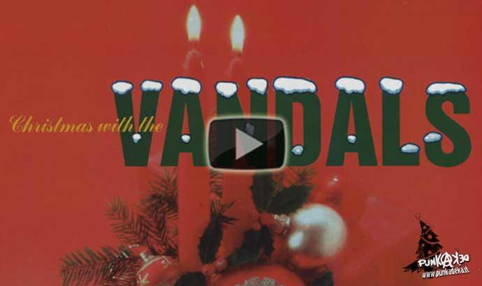 THE VANDALS: My First Xmas, As A Woman – Calendario avvento Natale punk #8