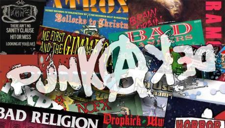 La playlist completa dell'avvento del natale punkrock