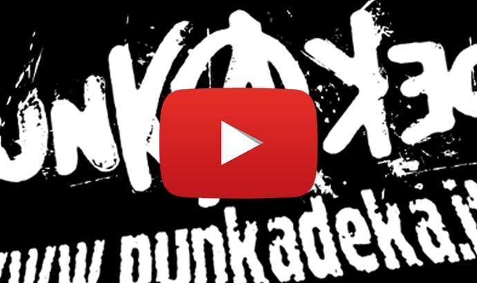 Ascolta la playlist dell'avvento punk rock!