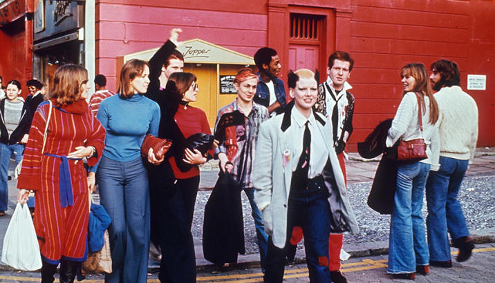 Punk.London 40 years of sub-versive culture