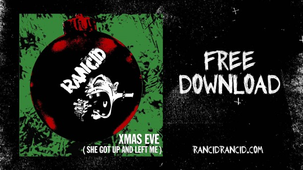RANCID e GREEN DAY: in streaming due pezzi a tema natalizio