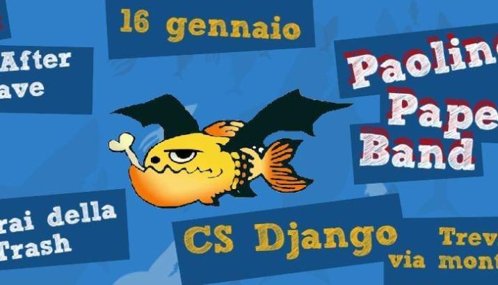 Tour 2016 per i PAOLINO PAPERINO BAND