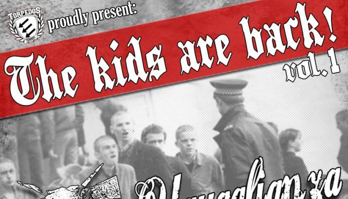 THE KIDS ARE BACK VOL.1 (06/02/16 c.s.o.a. Spartaco, Roma)