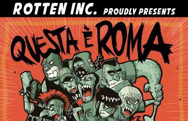 QUESTA E' ROMA 2016: sabato all'Acrobax