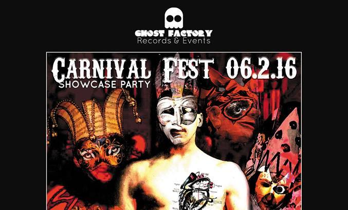 Carnival Fest all'Intifada di Empoli