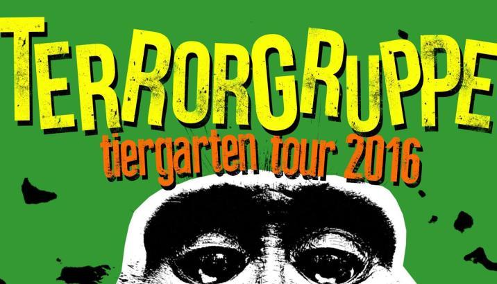 Nuovo album e tour per TERRORGRUPPE