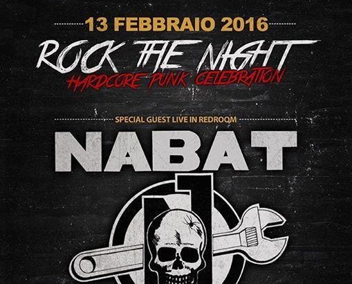 Hardcore punk generation con NABAT