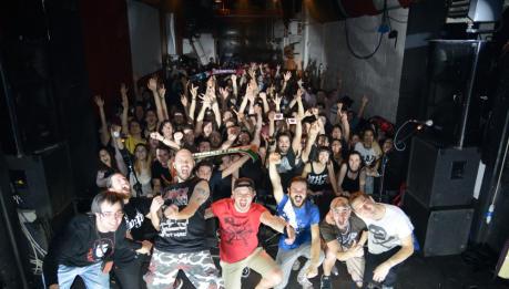 SILENT TOWN TOUR con Talco ed NH3, Lo-Fi Milano (23/01/16)
