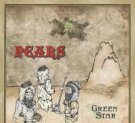 """PEARS: """"Green Star"""" esce il primo di Aprile"""