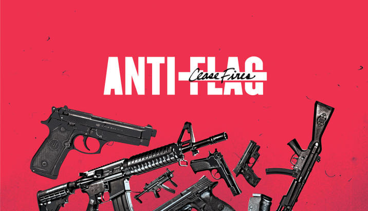 "Anti-Flag: in streaming il nuovo album ""Cease Fires"""
