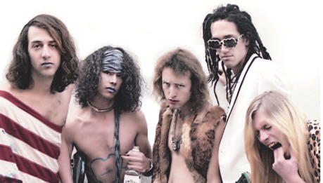 L'album glam rock di Blag Dahlia (The Dwarves)!