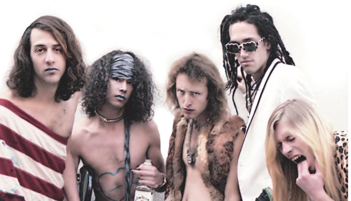 L'album glam rock di Blag Dahlia (The Dwarves)!