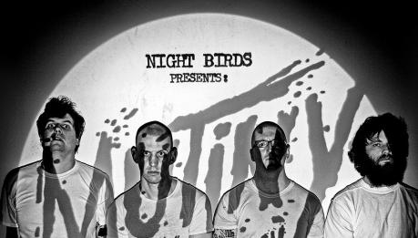 NIGHT BIRDS: Mutiny at Muscle Beach""