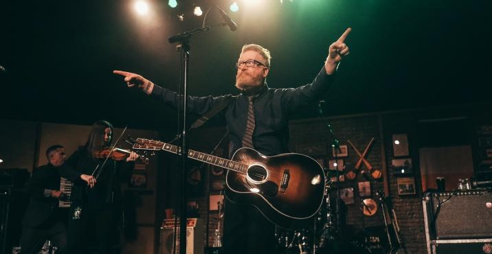 FLOGGING MOLLY al Rock im Ring Festival 2016