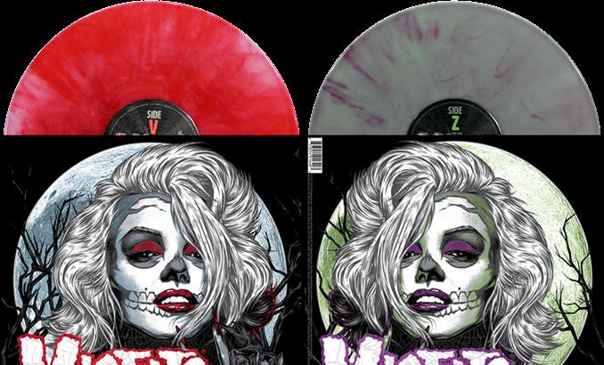 Misfits: nuove canzoni su vinile in edizione limitata!
