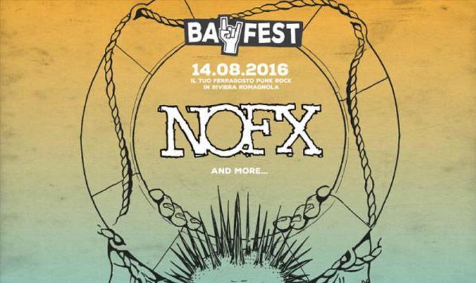 NOFX al BAY FEST 2016