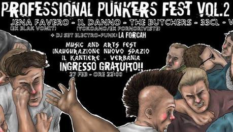 Professional Punkers Fest Vol. 2