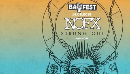 Bay Fest: STRUNG OUT è il secondo nome dell'evento!