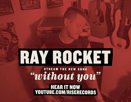 "RAY ROCKET: ""Without You"" in streaming"