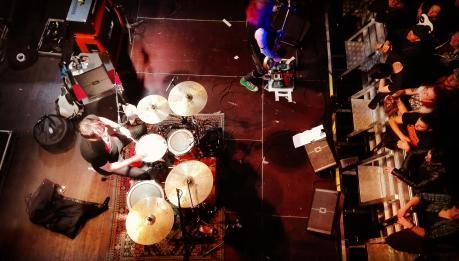Richie Ramone – Live @ Latteria Molloy (BS)