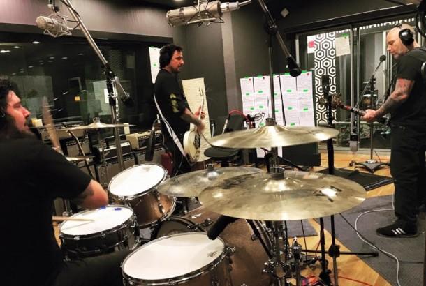 BOUNCING SOULS: terminati i lavori per il nuovo album