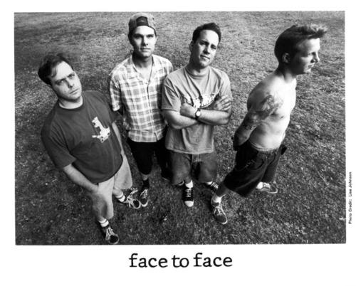 """FACE TO FACE: video di """"Bent But Not Broken"""""""