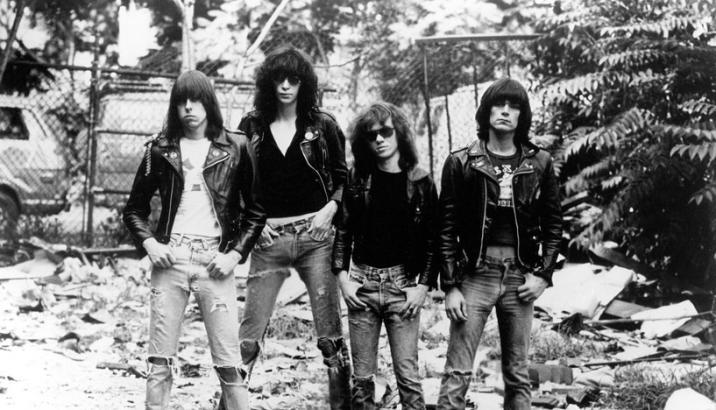 Un tributo per i 40 anni dei Ramones!