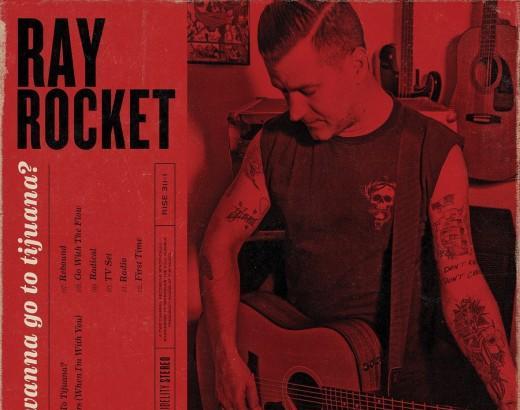 Fuori il primo singolo dell'album da solista di Ray Carlisle dei TBR