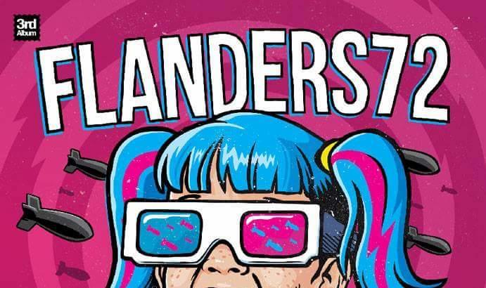 In streaming il nuovo album dei Flanders 72!