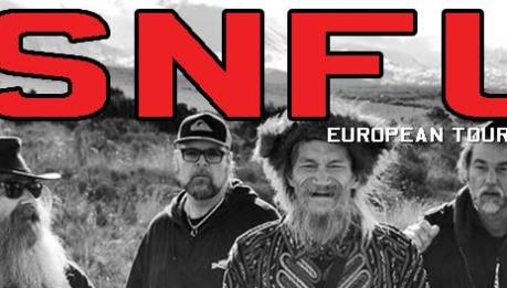 SNFU Back in Town – European Tour 2016