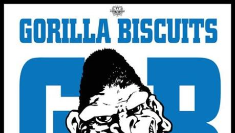 GORILLA BISCUITS in Italia