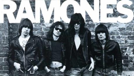 "40 anni fa usciva ""Ramones""!"