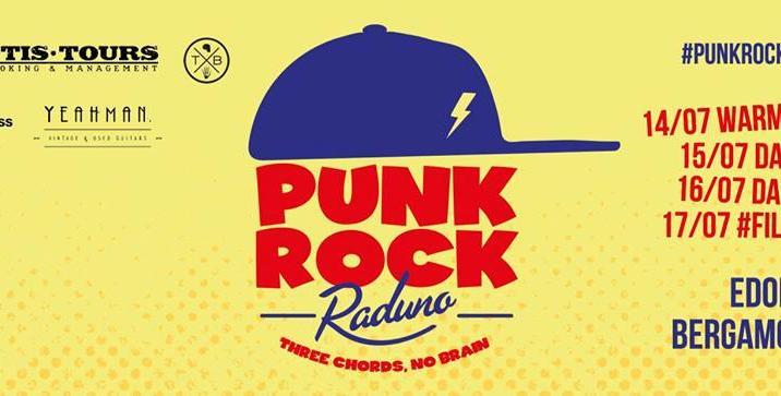 Punk Rock Raduno (BG): Chixdiggit!, Zatopeks, Manges e DeeCRACKS sono i primi nomi dell'evento!