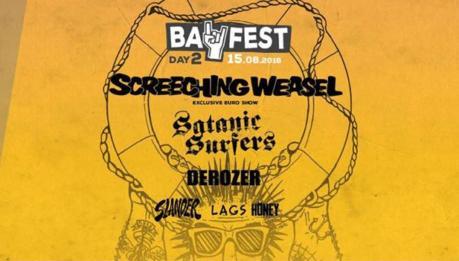 Bay Fest Day 2: annunciata la lineup completa del concerto!