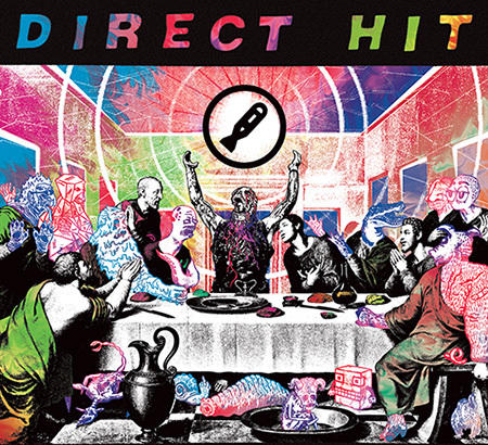 "DIRECT HIT!: Video di ""Artificial Confidence"""