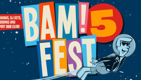 BAM FEST 2016 al TAUN