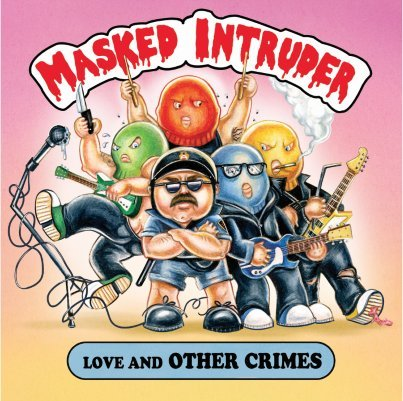 "MASKED INTRUDER: video di ""Beyond a Shadow of Doubt"""