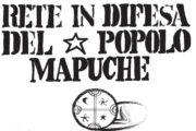 Red Internacional en Defensa del Pueblo Mapuche ed Euskal Herriaren Lagunak Milano al C.S.A. Baraonda