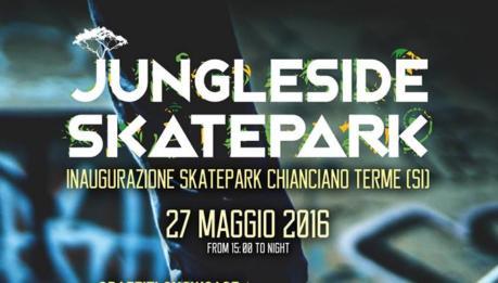 Volantino Skatepark