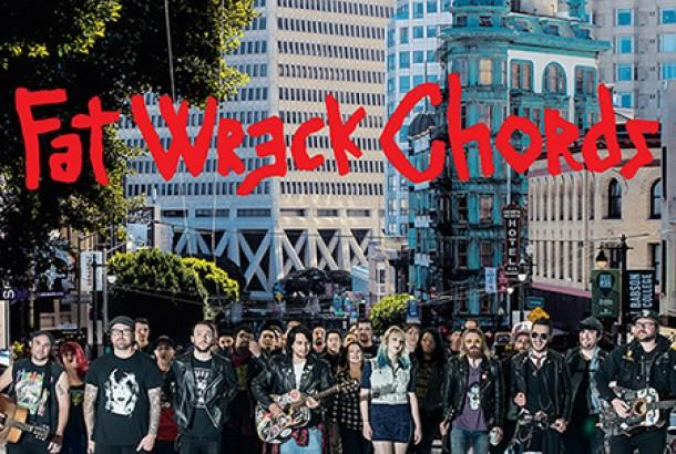 Compilation acustica per la FAT WRECK CHORDS