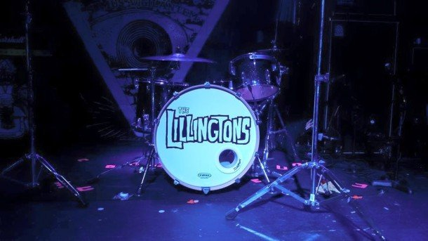THE LILLINGTONS al Punk-Rock Bowling insieme ai Broadway Calls