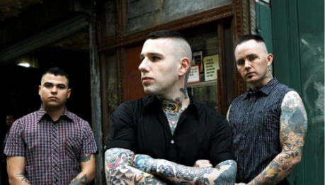 "Tiger Army: ""Firefall"""